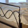Wrought iron bed AVRA 06