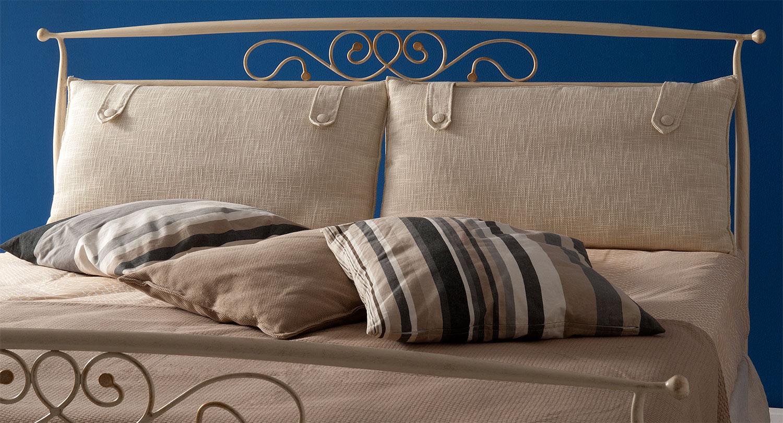 Ημίδιπλο κρεβάτι μεταλλικό LIA
