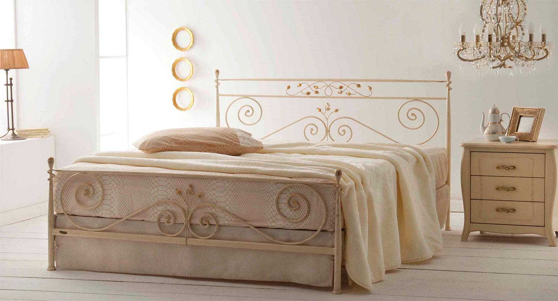 κρεβάτι μεταλλικό διπλό