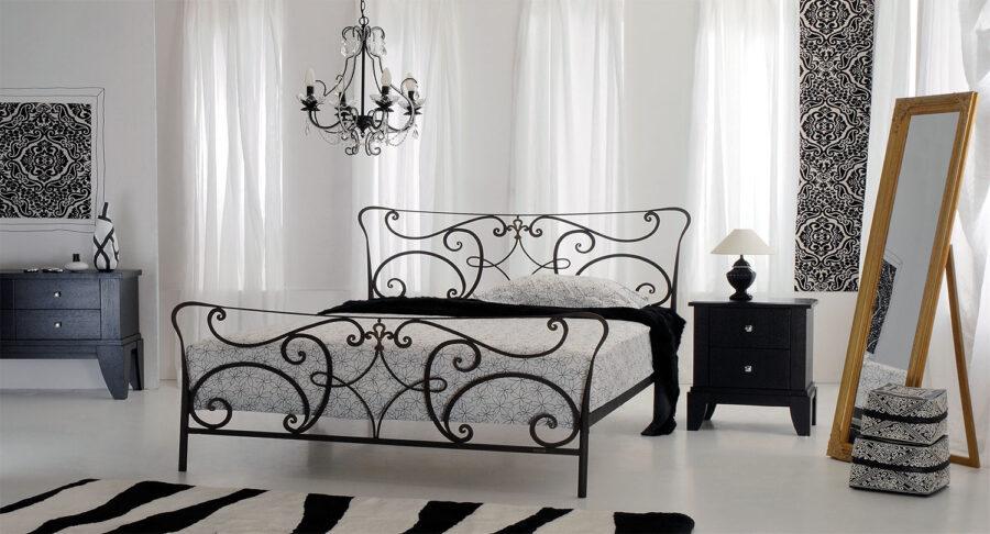 Σιδερένιο κρεβάτι κλασικό
