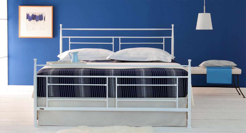 Μεταλλικό μονό κρεβάτι VERONA