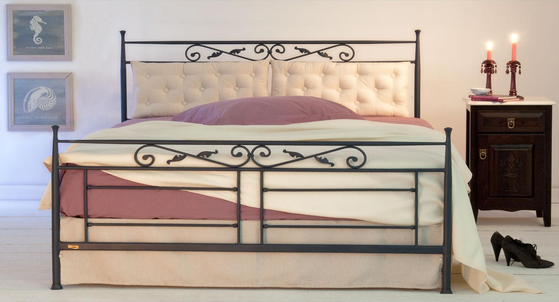 Iron twin bed VERONA CL.05