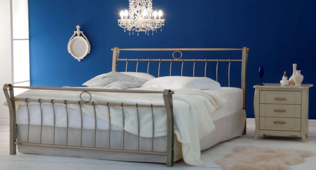 Σιδερένιο κρεβάτι VICTORIA