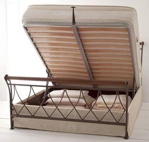 Χειροποίητα Μεταλλικά Κρεβάτια