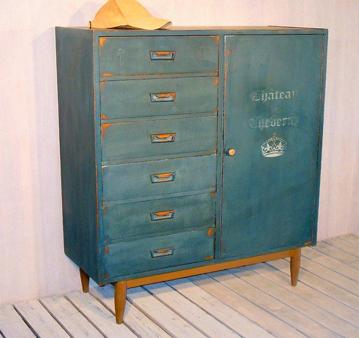 Συρταριέρα vintage