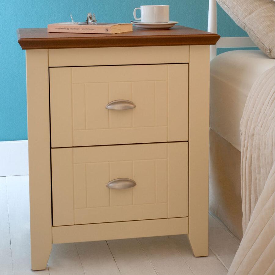 Nightstand with drawers DANAI 01