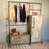 Industrial wardrobe INDUSTRIAL Mod.03-01