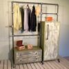 Industrial wardrobe INDUSTRIAL Mod.03-06