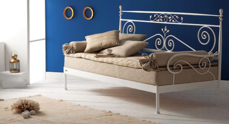 steel sofa Nefeli