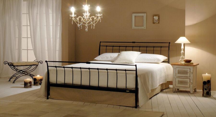 Iron bed TEMPER 07