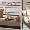 Mεταλλικός καναπές κρεβάτι