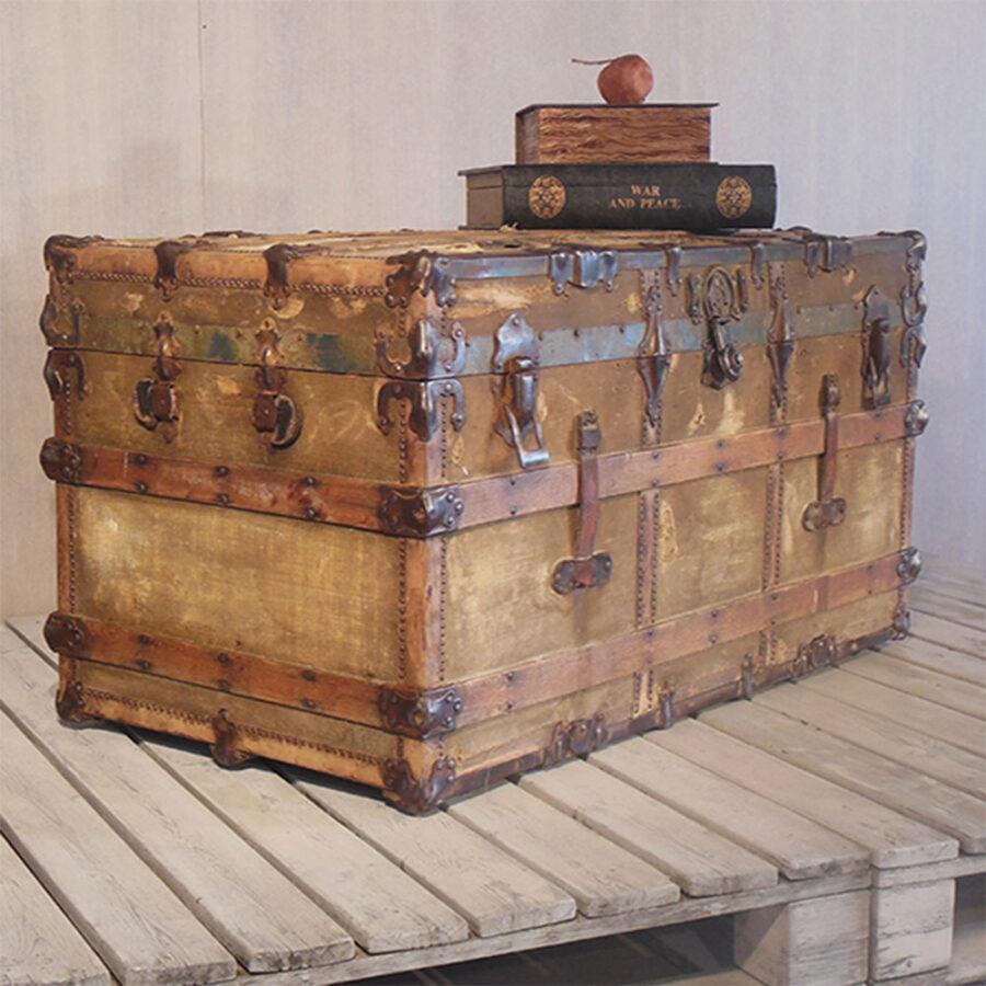 Μπαούλο Vintage No.178