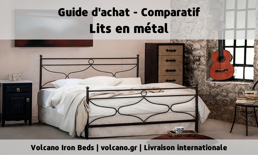 lits métalliques